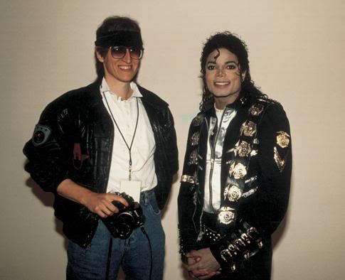 Bad World Tour Offstage 1989- Miscellaneous 027-2810