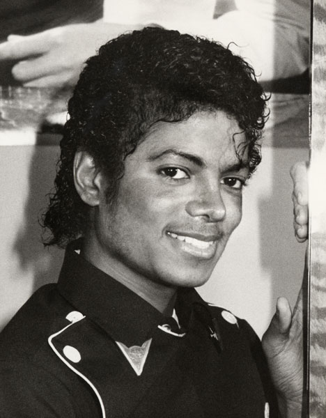 1983- Platinium Certification for Thriller 02814
