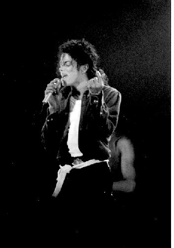 Bad World Tour Onstage- The Way You Make Me Feel 02931