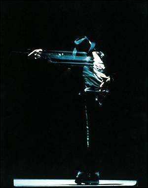 Bad World Tour Onstage- Billie Jean - Shake Your Body (Down To The Ground) 03031
