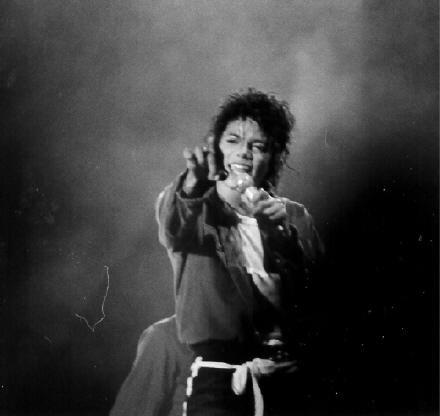 Bad World Tour Onstage- The Way You Make Me Feel 03032