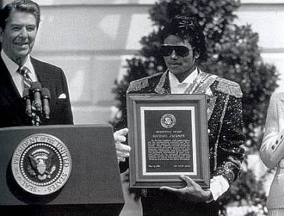 1984- White House Presidential Award 03117