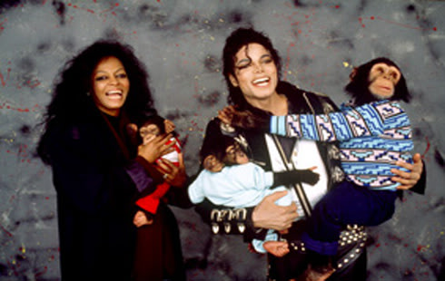 Bad World Tour Offstage 1989- Miscellaneous 033-2210