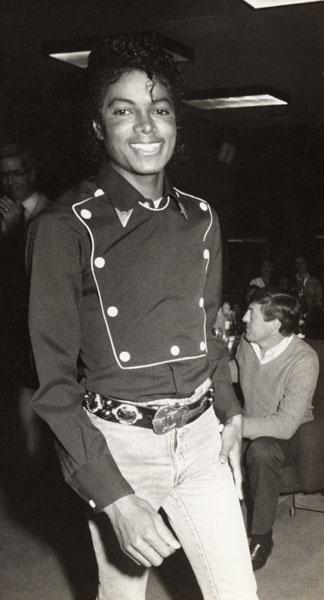 1983- Platinium Certification for Thriller 03413