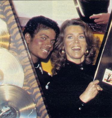 1983- Platinium Certification for Thriller 03913