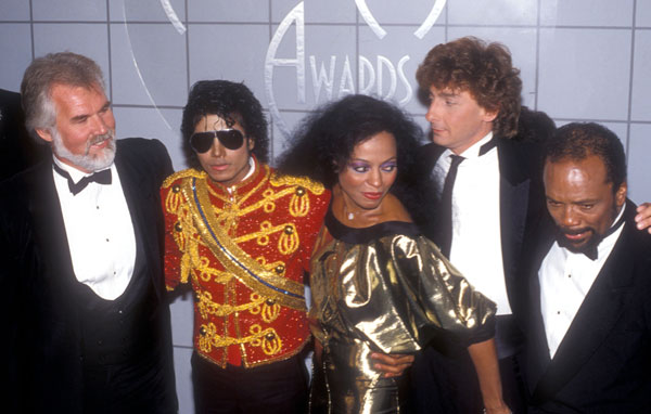 1984- The 11th American Music Awards 04014