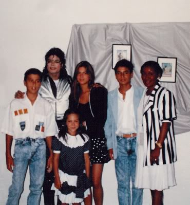 Bad World Tour Offstage 1989- Miscellaneous 042-1210