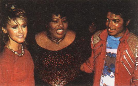 1983- Dream Girls Opening Night 05713