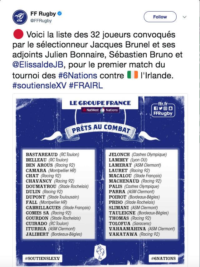 France 6 Nations Parlent Screen12