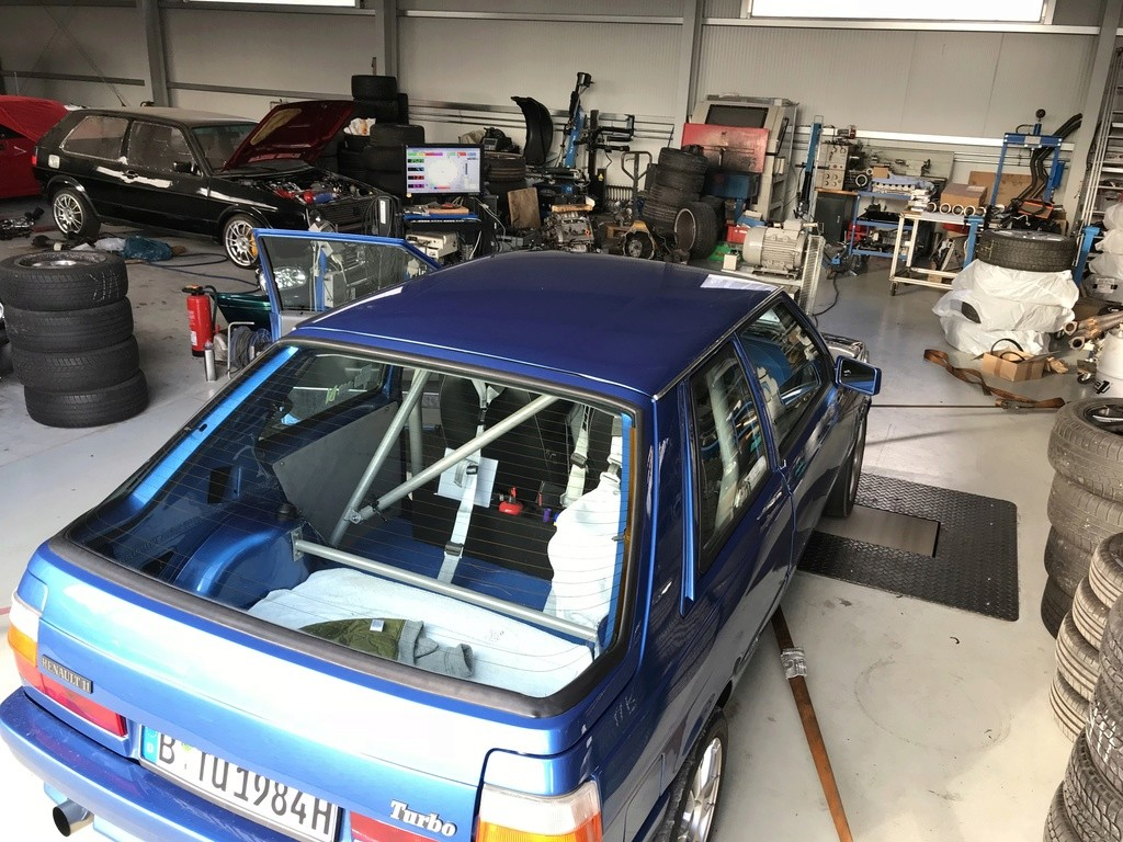 Renault 11 1.8 16v TURBO - Berlin tuning style - Page 3 93fdf810