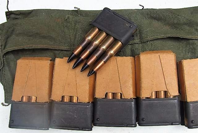 boite carton pour clip Garand 11314510