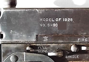 Pistolet-mitrailleur Thompson 1928 Captur10
