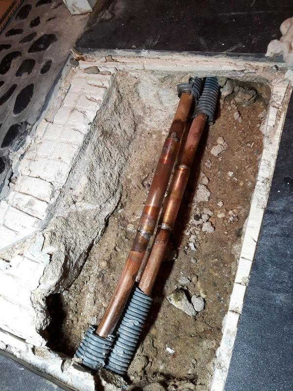 fuite tuyauterie cuivre comment réparer ? 20171210