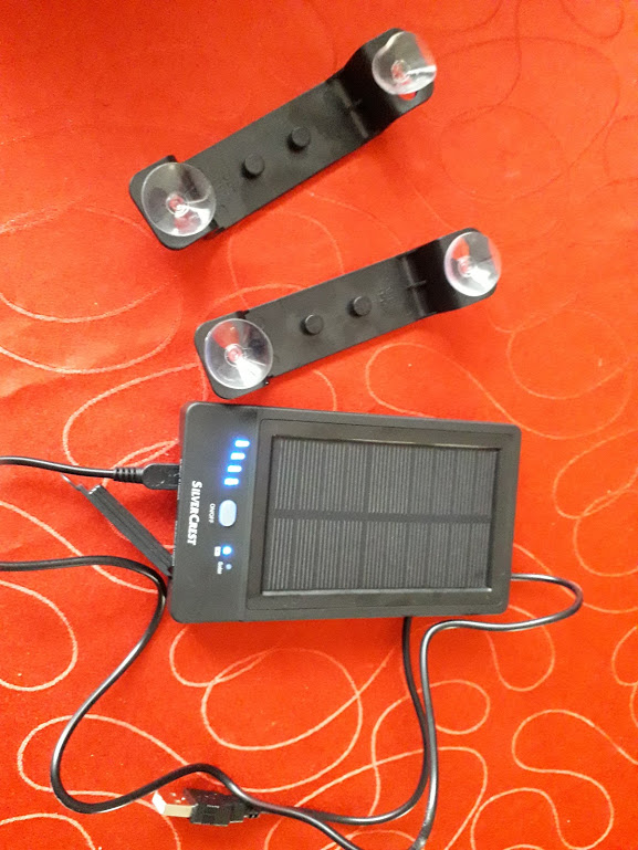 chargeur solaire Chargs10