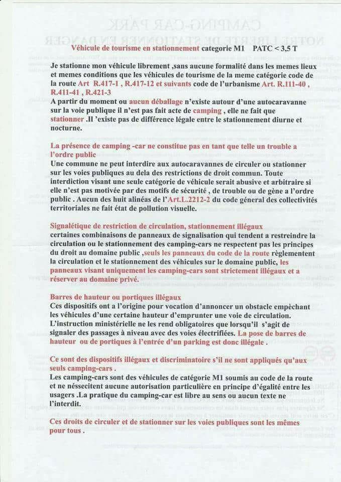 Les interdictions de stationner Vrh10
