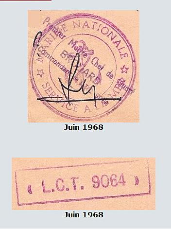 L.C.T. L9064 Cachet10