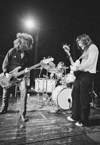 Photos de Michael Putland - the Roundhouse, Camden, London - 4 Mai 1972.  Photo_10