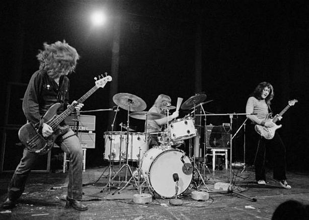 Photos de Michael Putland - the Roundhouse, Camden, London - 4 Mai 1972.  Photo_12