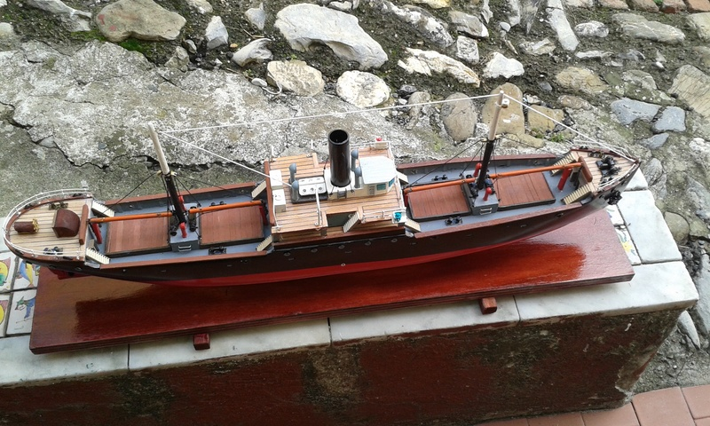 nave - NAVE  CARBONIERA  ANDRE THOME 00110