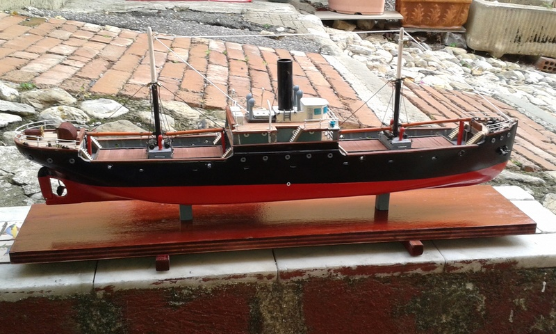 nave - NAVE  CARBONIERA  ANDRE THOME 00210