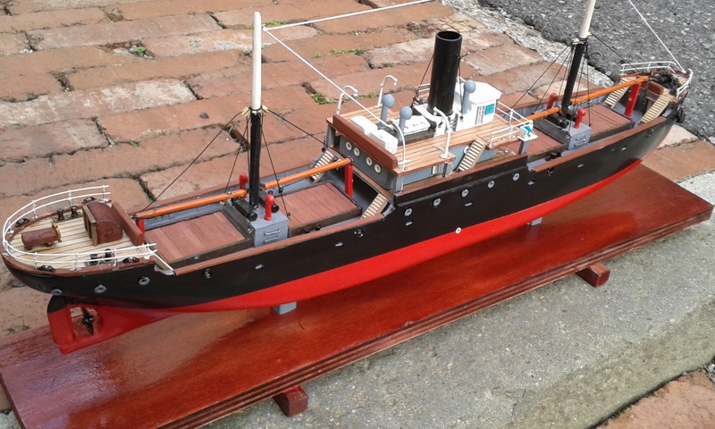 nave - NAVE  CARBONIERA  ANDRE THOME 00510