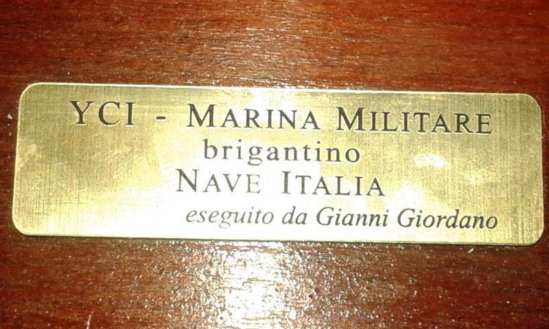 nave - BRIGANTINO  NAVE ITALIA - Pagina 2 20171010