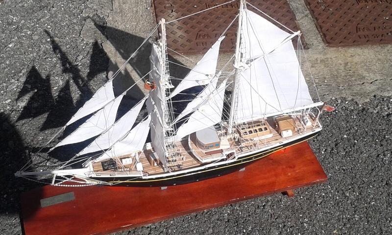 nave - I LAVORI DI GIANNI GIANNI GIORDANO - Pagina 10 20171018