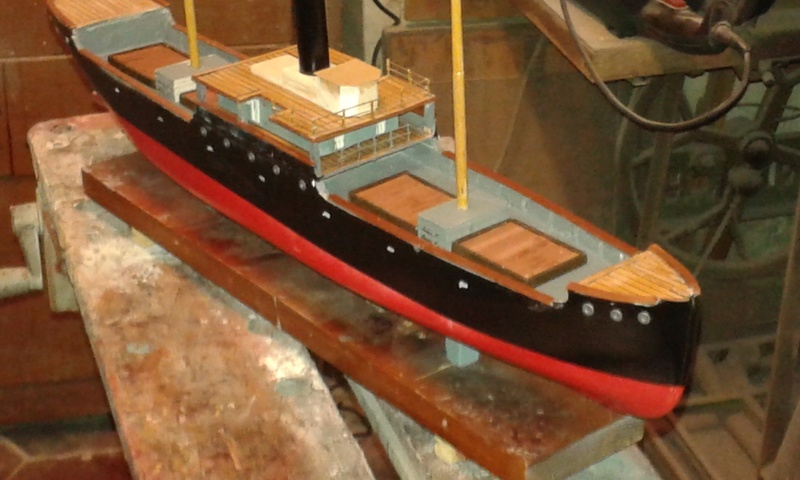 nave - NAVE  CARBONIERA  ANDRE THOME Mercan10