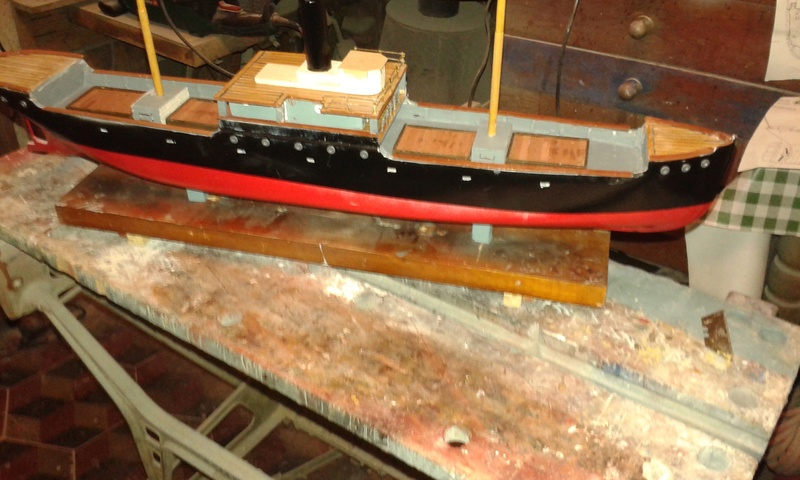 nave - NAVE  CARBONIERA  ANDRE THOME Mercan11
