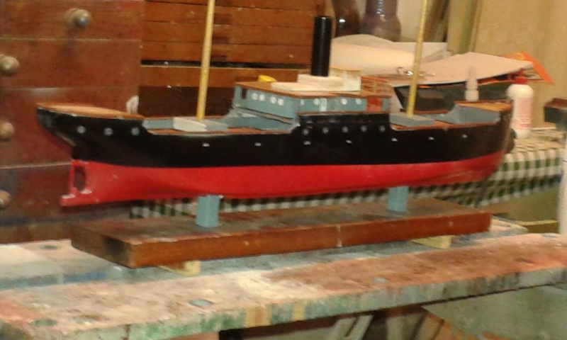 nave - NAVE  CARBONIERA  ANDRE THOME Mercan12
