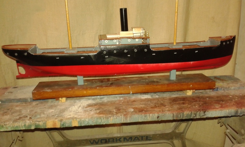 nave - NAVE  CARBONIERA  ANDRE THOME Mercan13