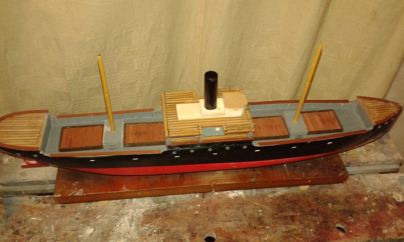 nave - NAVE  CARBONIERA  ANDRE THOME Mercan14