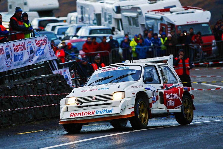 Craig Breen 2018 Killarney Historic Rally MG Metro 6R4 Mcilro10