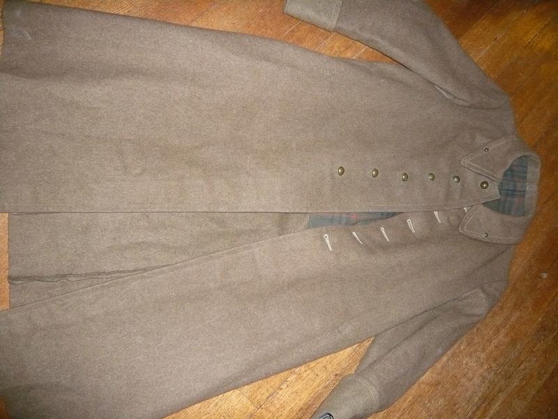 manteau officier - Déc4 ESC - vente à cloturer P1080610