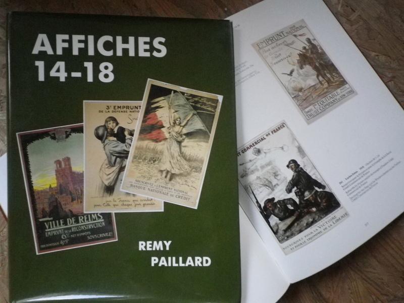 affiche emprunt de guerre 1914-1918 Imgp2229
