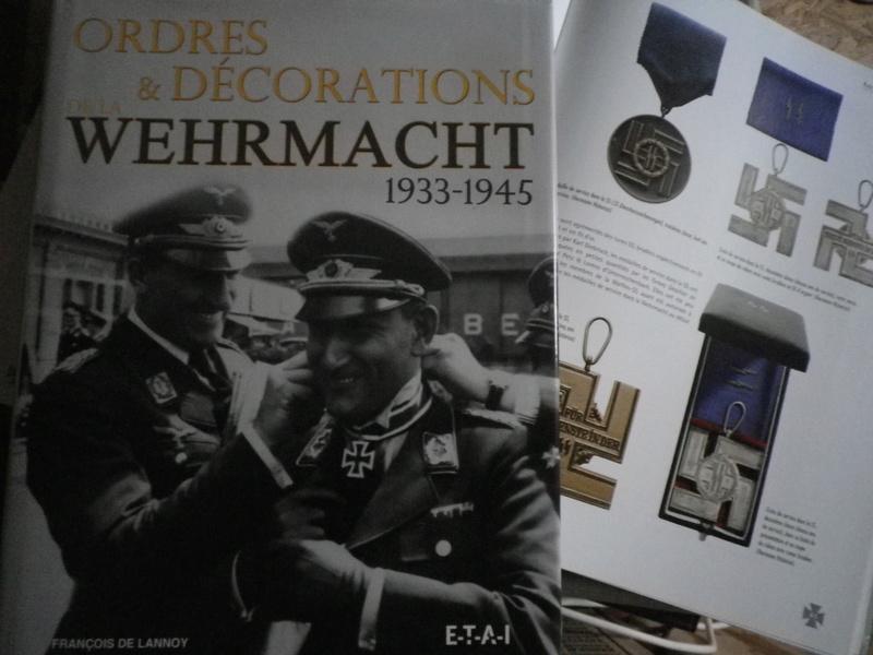 quels ouvrages pour les médailles allemandes ww2 ?  Imgp2712