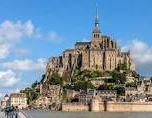 Le Mont Saint Michel, la ligne sacrée, Saint Michel Mont_s10