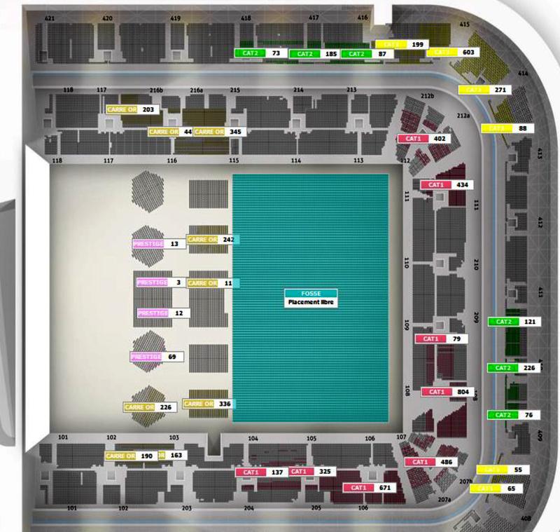ROGER WATERS - Nanterre - U Arena - 8 & 9 juin 2018 - Page 6 U_aren10