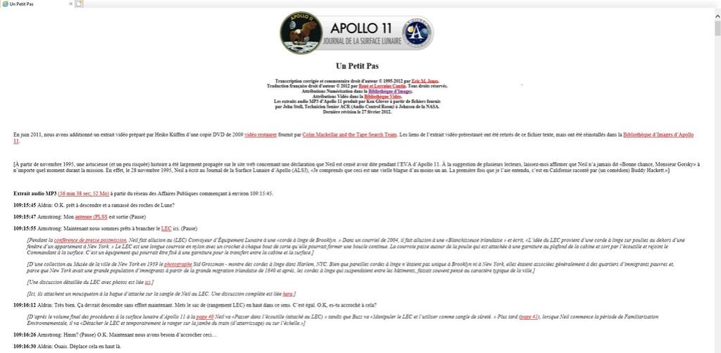 """Apollo 11 - """"Un Petit Pas""""  dans une grande bibliothèque d'images !! 01_pet10"""