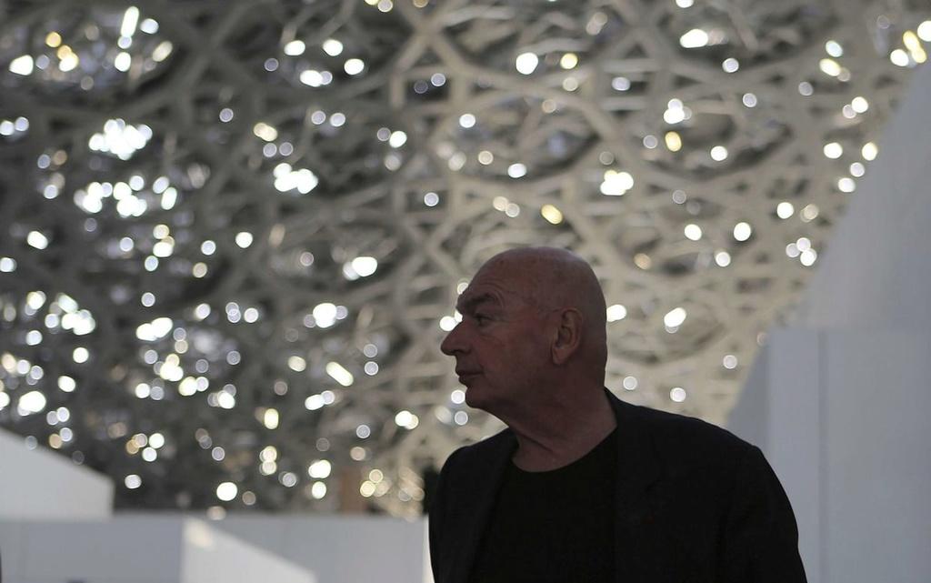 Le musée du Louvre d'Abu Dhabi - Emirats Arabes Unis 10663910