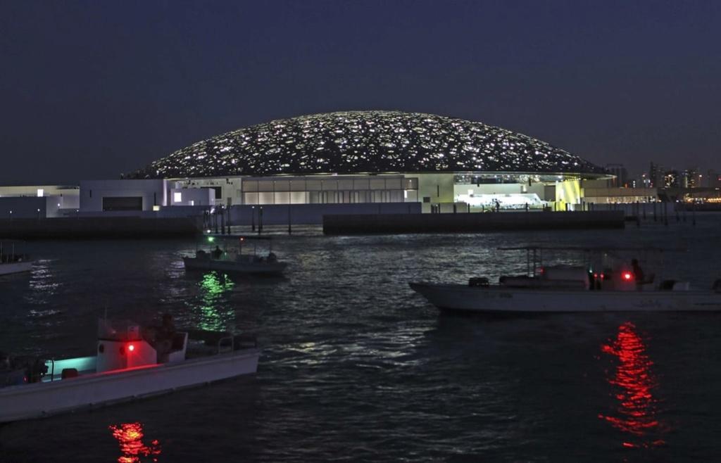 Le musée du Louvre d'Abu Dhabi - Emirats Arabes Unis 10663911