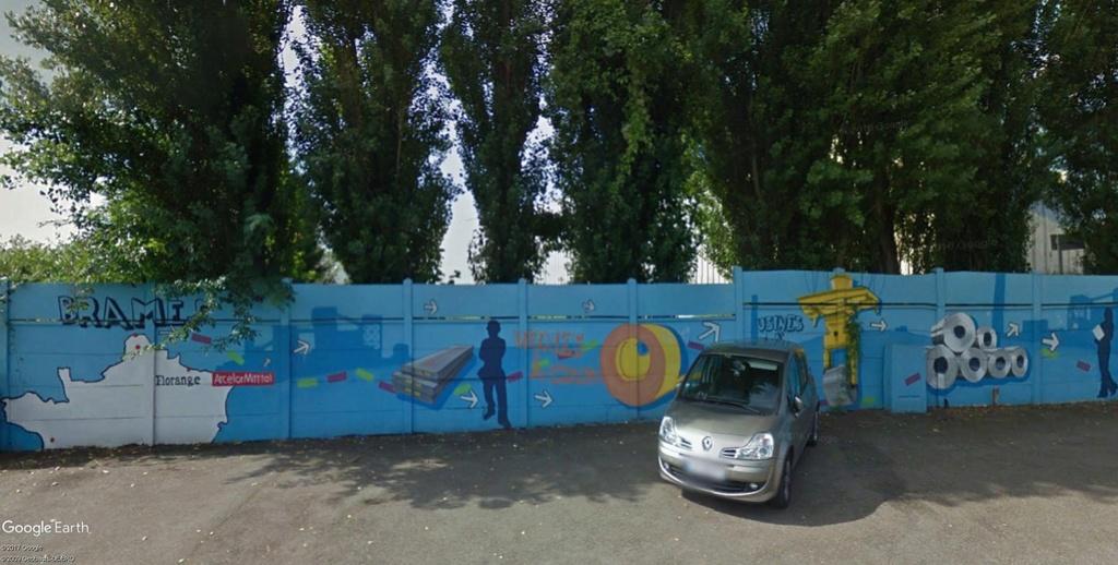 STREET VIEW : les fresques murales en France - Page 22 Arcelo13