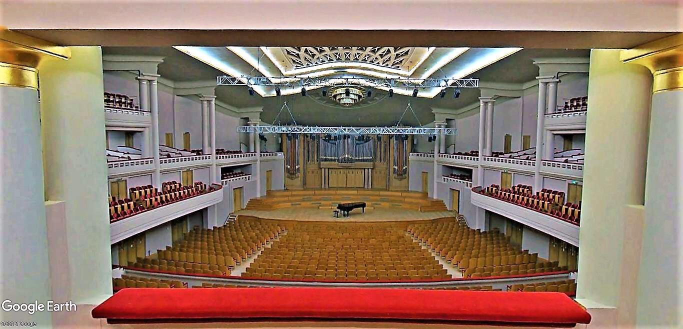 Maria Callas en concert à Bruxelles, sous forme d'hologramme !! Bozar_11