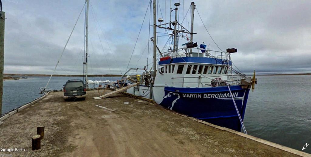 Ikaluktutiak, Cambridge Bay, Nunavut, Canada. Cambri11