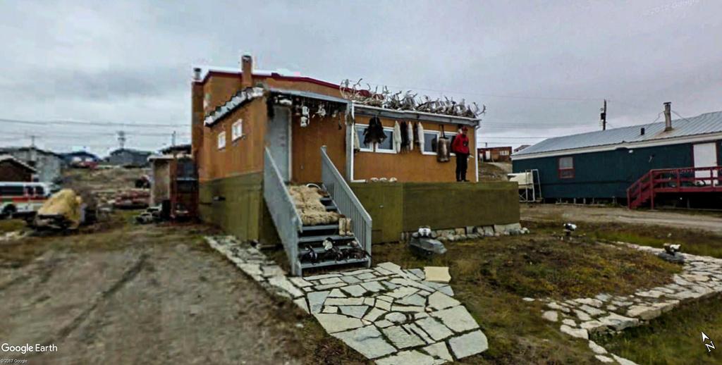Ikaluktutiak, Cambridge Bay, Nunavut, Canada. Cambri14