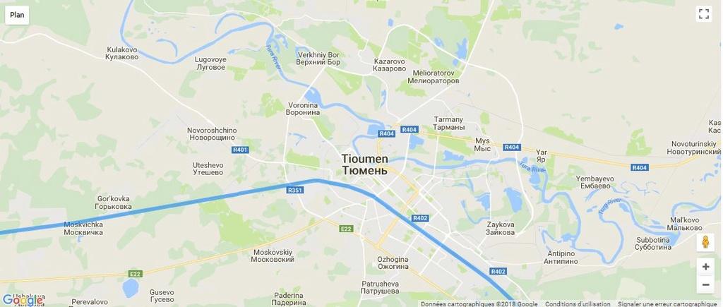 Tioumen, la première ville russe de Sibérie, bâtie en 1589 !! !! Captur22
