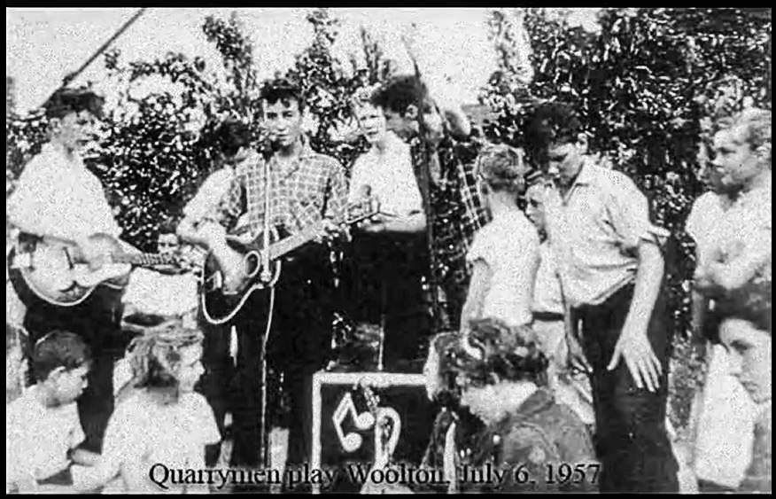 L'HISTOIRE DES BEATLES -  Quarry Bank Highschool, Woolton, Royaume-Uni !! !! Captur27