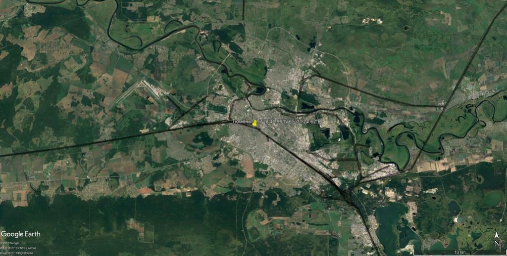 Tioumen, la première ville russe de Sibérie, bâtie en 1589 !! !! Gare_d10