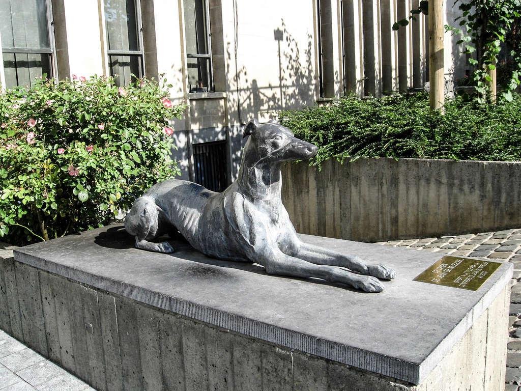 Collégiale Sainte-Gertrude de Nivelles en Belgique. Img_3613