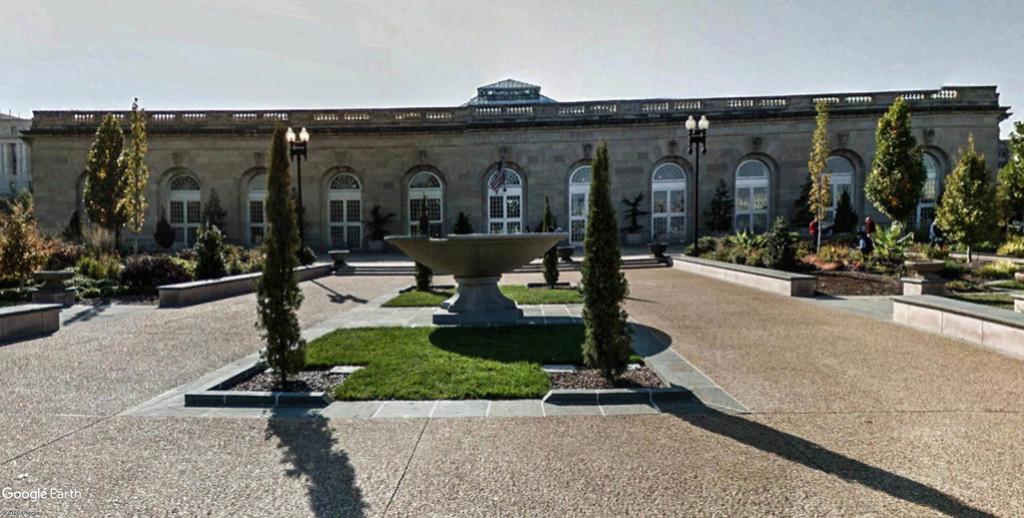 Jardin botanique des États-Unis à  Washington D.C. Jardin11